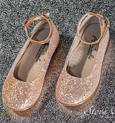Βαπτιστικά Παπούτσια SS2021 Ballerines Glitter