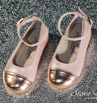 Βαπτιστικά Παπούτσια SS2021 Ballerines Mirror Pink
