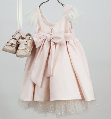 Βαπτιστικό Φόρεμα Aimiliani 9317