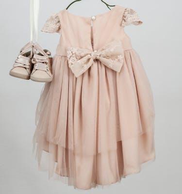 Βαπτιστικό Φόρεμα Anty 9310