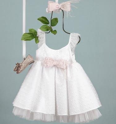 Βαπτιστικό Φόρεμα Barbara 9318