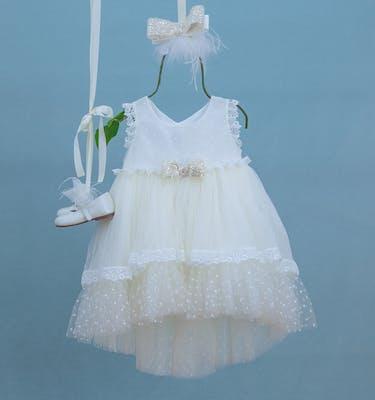 Βαπτιστικό Φόρεμα Fedra 9330
