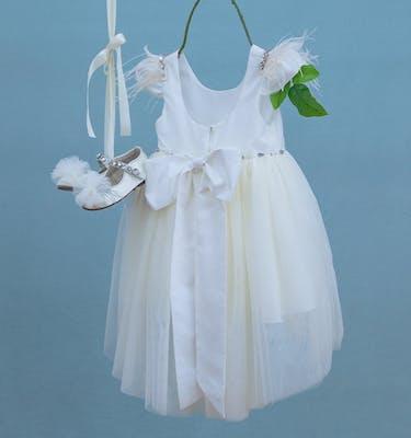 Βαπτιστικό Φόρεμα Kleiw 9312