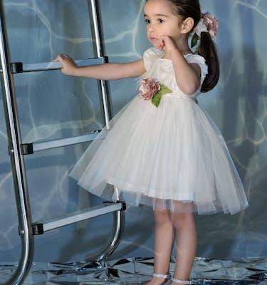 Βαπτιστικό Φόρεμα SS21 G19