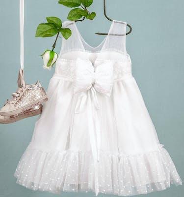 Βαπτιστικό Φόρεμα Veronica 9321