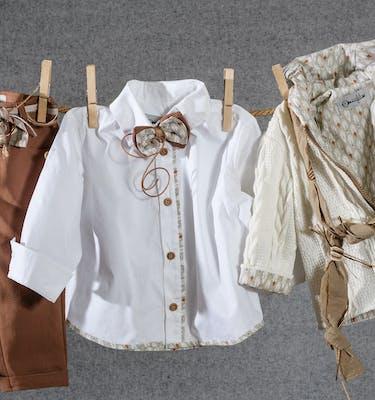 Βαπτιστικό Κοστούμι 21104 By Erofili