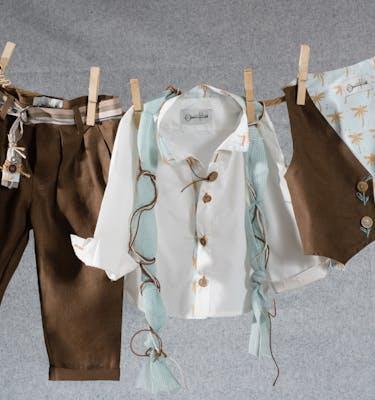 Βαπτιστικό Κοστούμι 21105 By Erofili