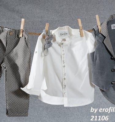Βαπτιστικό Κοστούμι 21106 By Erofili