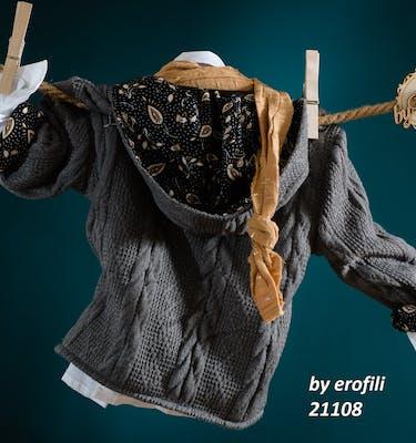 Βαπτιστικό Κοστούμι 21108 By Erofili