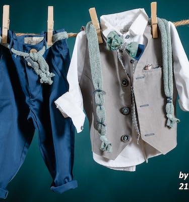 Βαπτιστικό Κοστούμι 21111 By Erofili