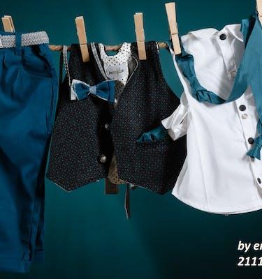 Βαπτιστικό Κοστούμι 21114 By Erofili