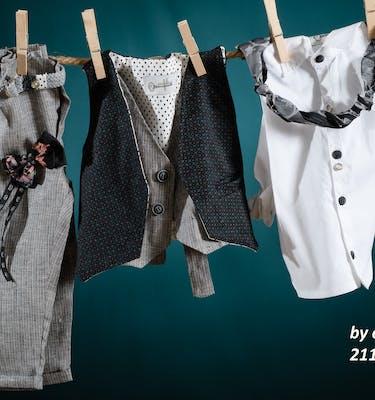 Βαπτιστικό Κοστούμι 21115 By Erofili