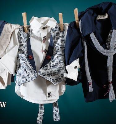 Βαπτιστικό Κοστούμι 21119 By Erofili