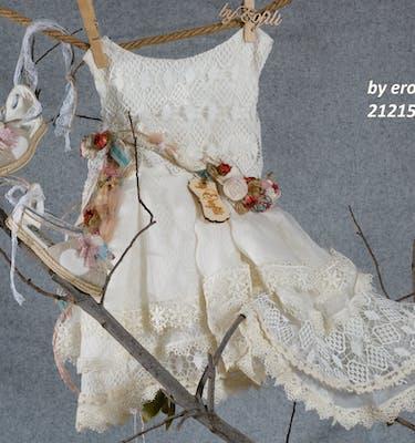 Βαπτιστικό Φόρεμα 21215 By Erofili