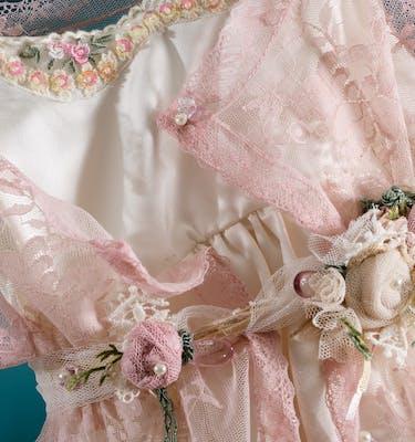 Βαπτιστικό Φόρεμα 21218 By Erofili