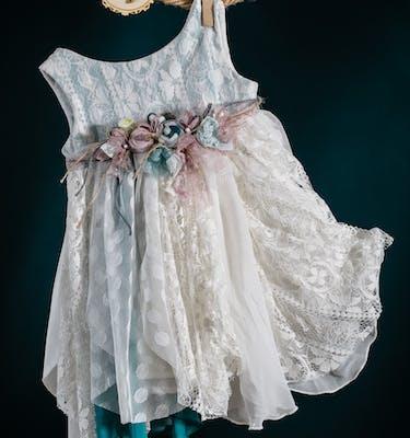 Βαπτιστικό Φόρεμα 21219 By Erofili