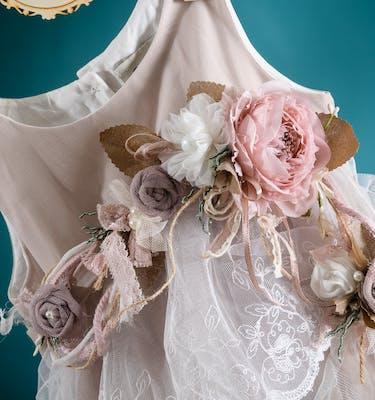Βαπτιστικό Φόρεμα 21220 By Erofili