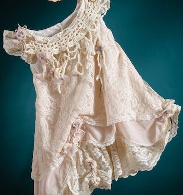 Βαπτιστικό Φόρεμα 21221 By Erofili
