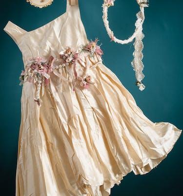 Βαπτιστικό Φόρεμα 21222 By Erofili
