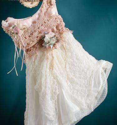 Βαπτιστικό Φόρεμα 21223 By Erofili