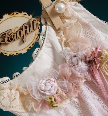 Βαπτιστικό Φόρεμα 21224 By Erofili