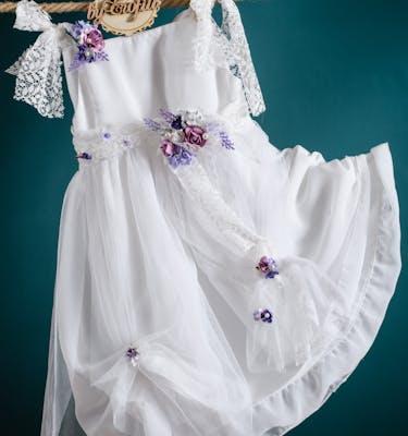 Βαπτιστικό Φόρεμα 21225 By Erofili