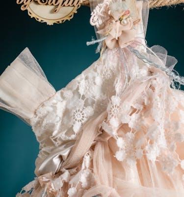 Βαπτιστικό Φόρεμα 21228 By Erofili