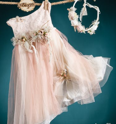 Βαπτιστικό Φόρεμα 21229 By Erofili