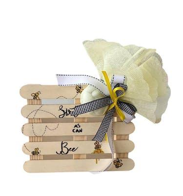 Παλέτα  Μελισσούλες Ξύλινη