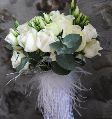 White Bouquet Νυφικό Μπουκέτο