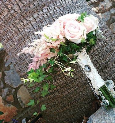 Romantic Bouquet Νυφικό Μπουκέτο