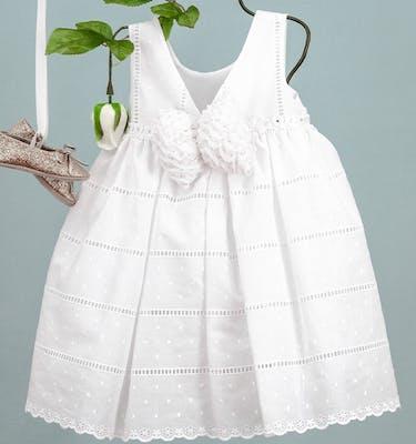 Βαπτιστικό Φόρεμα Andromachi 9301