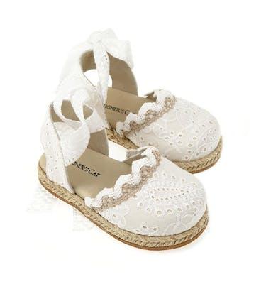 Βαπτιστικά Παπούτσια Gianna