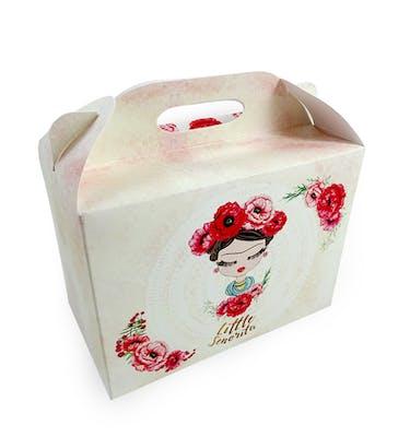 Lunch Box 14x7x10.5 Εκτύπωση Σε Όλο Το Κουτί