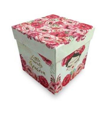 Κουτί 11x11x11 Εκτύπωση Σε Όλη Την Εξωτερική Επιφάνεια Του Κουτιού