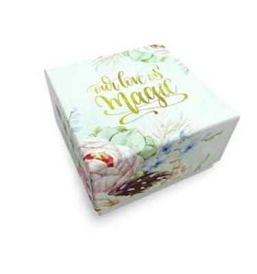 Κουτί 8x8x5 Βαθύ Καπάκι