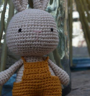 Χειροποίητο Πλεκτό Babino Knitted Teddy
