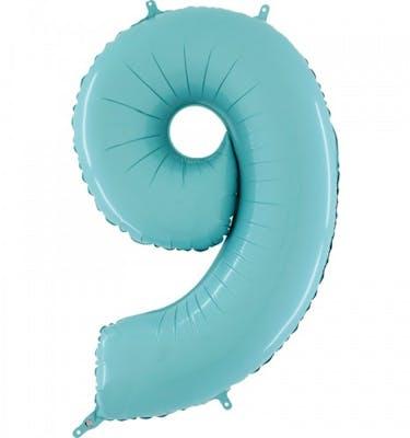 Μπαλόνι Foil Aριθμός 9