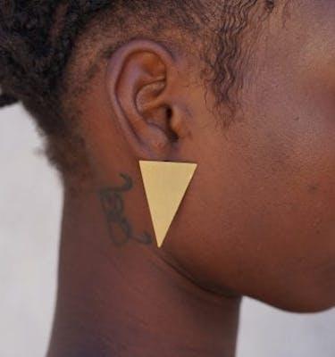 """Σκουλαρίκια  """"Ιsosceles"""" Earrings"""