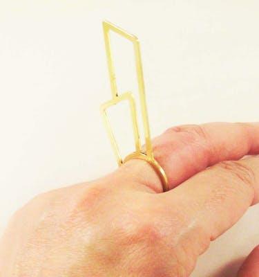 """Δαχτυλίδια """"Climax"""" Skinny Ring"""