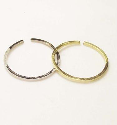 """Δαχτυλίδια """"Equator"""" Skinny Ring"""