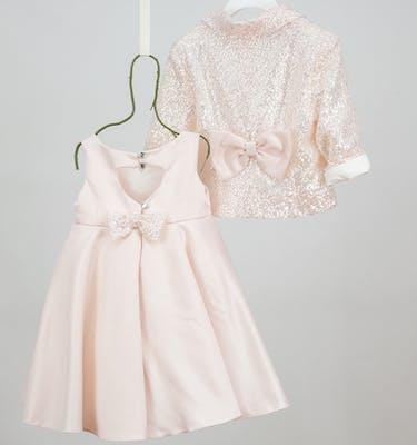 Βαπτιστικό Φόρεμα Adamantia 9314
