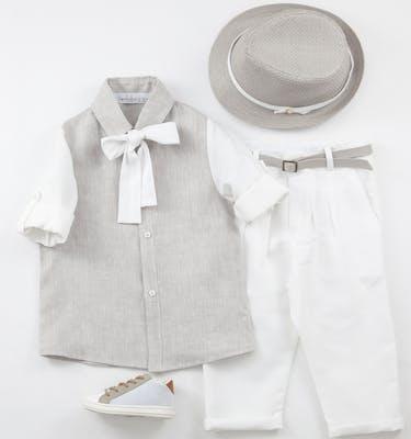 Βαπτιστικό Κοστούμι Arthouros 9430