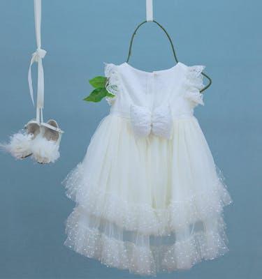Βαπτιστικό Φόρεμα Camelia 9336