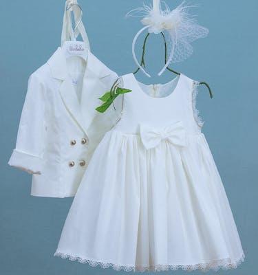 Βαπτιστικό Φόρεμα Charlise 9357