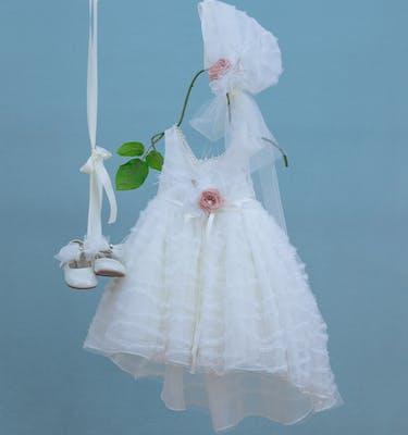 Βαπτιστικό Φόρεμα Chloe 9359