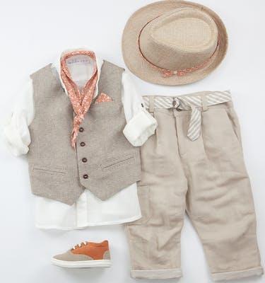 Βαπτιστικό Κοστούμι Daniel  9435