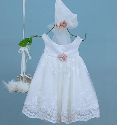 Βαπτιστικό Φόρεμα Diana 9338