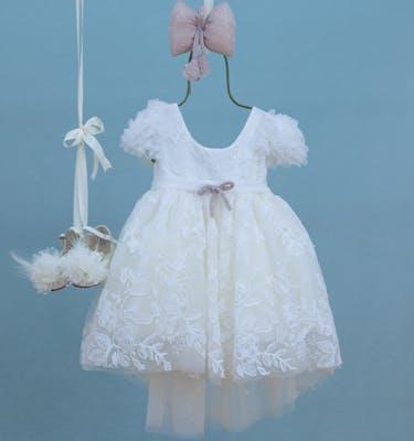 Βαπτιστικό Φόρεμα Eliza 9346