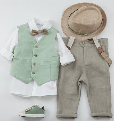 Βαπτιστικό Κοστούμι Fotakis 9424